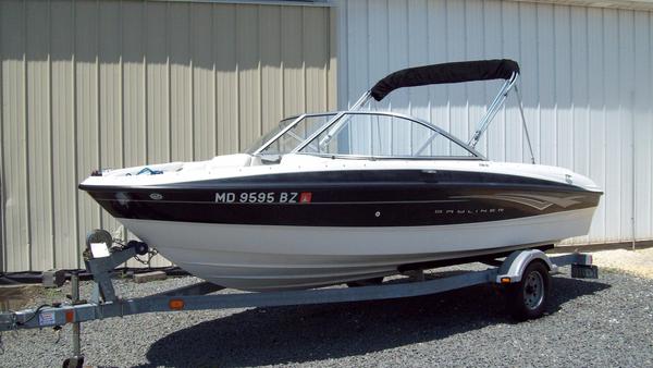Used Bayliner 185 Bowrider Boat For Sale