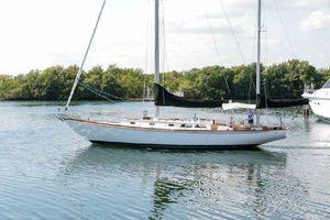 Used Hinckley Bermuda 40 MK III Yawl Cruiser Sailboat For Sale