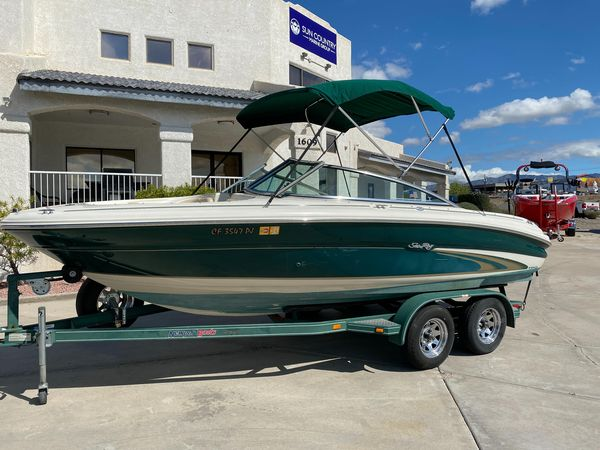 Used Sea Ray 190 Bow Rider Runabout Boat For Sale