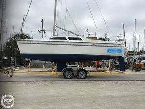 Used Catalina 250k Sloop Sailboat For Sale