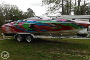 Used Arriva 2552 Closed Bow High Performance Boat For Sale
