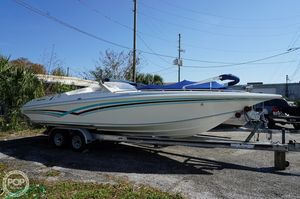Used Fountain 27 Fever High Performance Boat For Sale