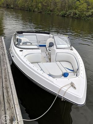 Used Caravelle 20 EBI Bowrider Boat For Sale