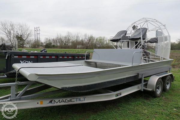 Used Diamondback 18 Air Boat For Sale