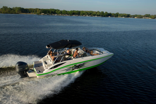 New Starcraft Crossover 230 SCX OB Deck Boat For Sale