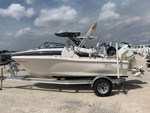 Used Pioneer 180 Islander Ski and Fish Boat For Sale