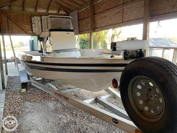 Used Skeeter ZX 20 Bay Boat For Sale