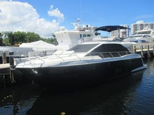 Used Absolute 55 Fly Flybridge Boat For Sale
