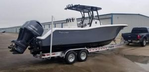 New Tidewater 280 CC Adventure Center Console Fishing Boat For Sale