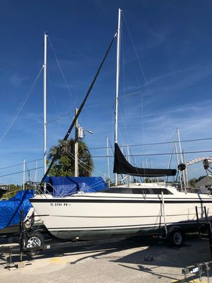 Used Macgregor 26X Powersailer Cruiser Sailboat For Sale
