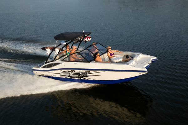 New Starcraft Crossover 250 SCX OB Deck Boat For Sale