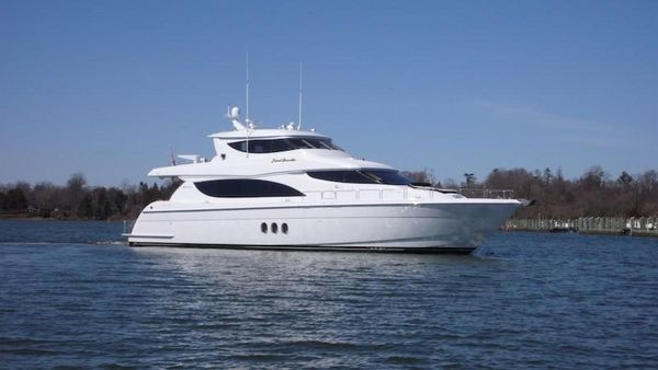 Used Hatteras Sky Lounge Motor Yacht Motor Yacht For Sale