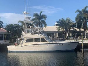 Used Hatteras 52C Sports Fishing Boat For Sale