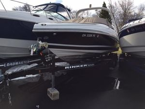 Used Rinker 246 Captiva Bowrider Runabout Boat For Sale