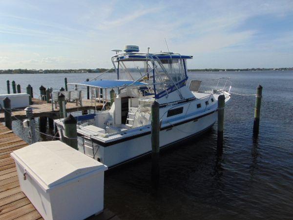 Used Albin Sportfisherman Trawler Boat For Sale
