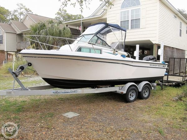 Used Grady-White OVERNIGHTER 20 Walkaround Fishing Boat For Sale