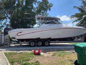 Used Fountain 38 Sportfish Cruiser Boat For Sale