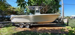 Used Sailfish 266CC Center Console Fishing Boat For Sale