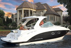 Used Chaparral 330 Signature Power Cruiser Boat For Sale