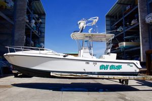 Used Seavee 290I Center Console Fishing Boat For Sale