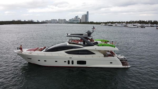 Used Astondoa 76/80 Motor Yacht For Sale