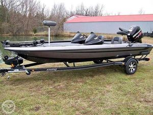 Used Stratos 186 VLO Bass Boat For Sale