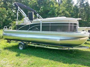 Used Bennington 20SLX Pontoon Boat For Sale
