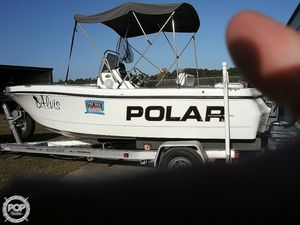 Used Dynasty Polar 19 CC Center Console Fishing Boat For Sale