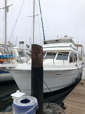 Used Ponderosa Sundeck 40 Aft Cabin Boat For Sale