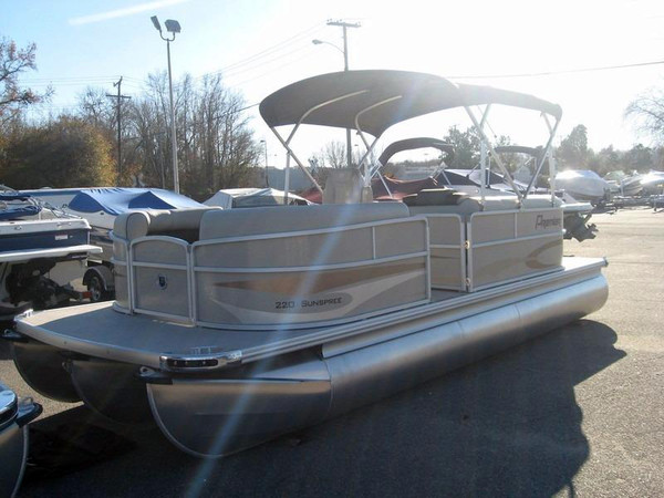 New Premier Sunspree RF 220 Pontoon Boat For Sale