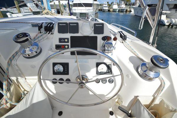 Used Leopard Catamaran Sailboat For Sale