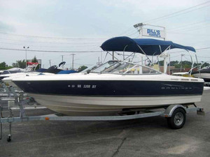 Used Bayliner Discovery 215 Cruiser Boat For Sale