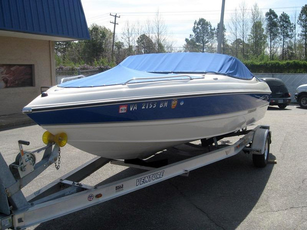 Used Stingray 195 LX Runabout Boat For Sale