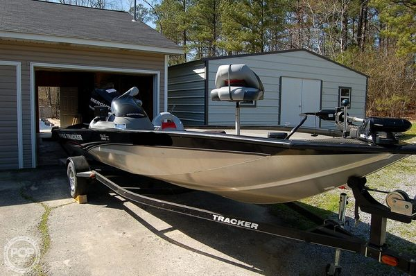 Used Bass Tracker Pro PT190TX Bass Boat For Sale