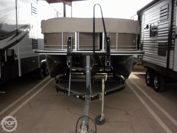 Used South Bay S222CR Pontoon Boat For Sale
