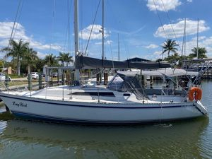 Used Canadian Sailcraft CS36 Racer and Cruiser Sailboat For Sale