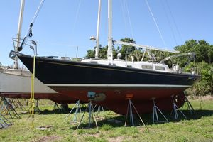 Used Allied Sea Breeze Sloop Sailboat For Sale