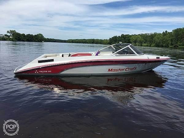 Used Mastercraft TRI STAR 190 Ski and Wakeboard Boat For Sale