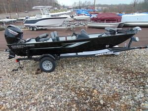 New Crestliner 1700 Storm Freshwater Fishing Boat For Sale