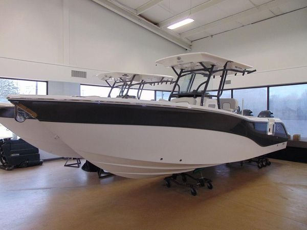 New Sea Fox 268 Commander Center Console Fishing Boat For Sale