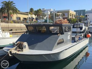 Used Radon 33 Pilothouse Boat For Sale