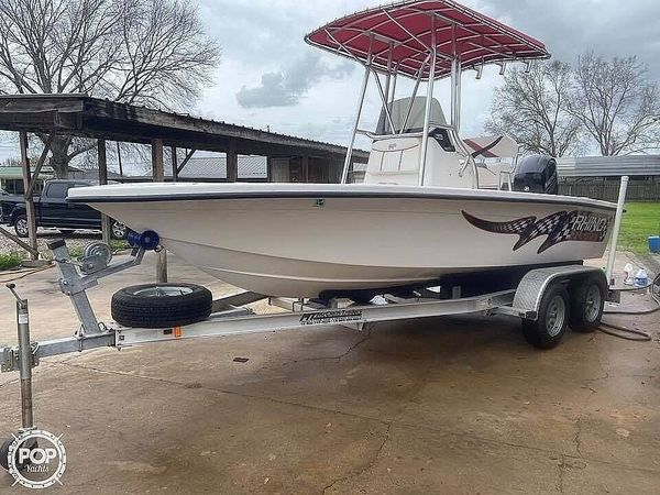 Used Rhino 20 Center Console Fishing Boat For Sale