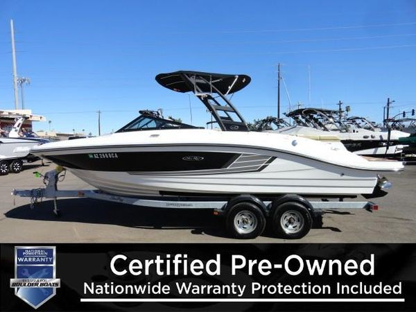 Used Sea Ray 21 SPX Bowrider Boat For Sale