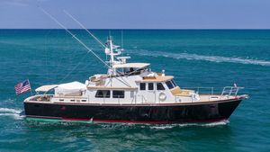 Used Burger Hunt Design Express Cruiser Motor Yacht For Sale