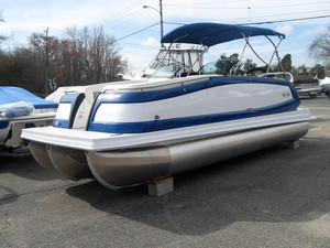 New Marker One ML4 Pontoon Boat For Sale