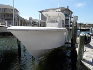 Used Palmetto 33 Center Console Fishing Boat For Sale
