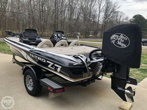 Used Nitro Z - 7 Bass Boat For Sale