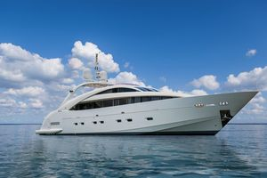 Used Isa Motor Yacht For Sale