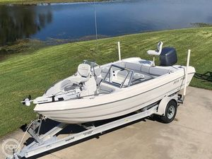 Used Sea Pro 195F/S Cruiser Boat For Sale
