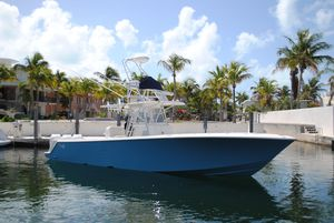 Used Seavee 37 Center Console Fishing Boat For Sale